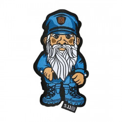 5.11 Tactical Police Gnome Patch velcro