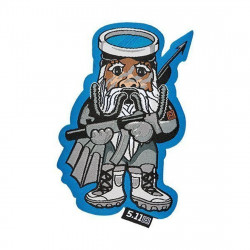 5.11 Tactical Navy Seal Gnome Patch velcro