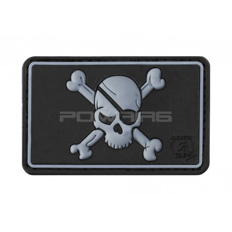 Patch Pirate Skull - Powair6.com
