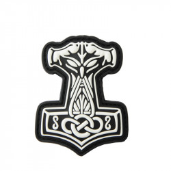 Thors Hammer Velcro patch