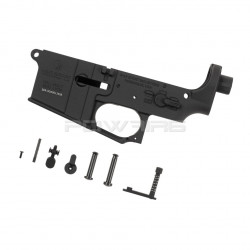KRYTAC LVOA Lower Receiver Assembly - Grey -