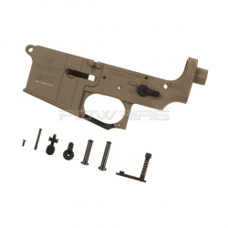 KRYTAC LVOA Lower Receiver Assembly - Dark Earth -
