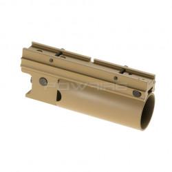 Madbull XM203 short grenade Launcher tan - Powair6.com