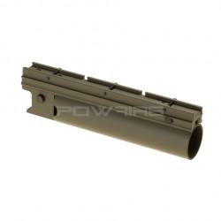 Madbull XM203 long grenade Launcher OD - Powair6.com