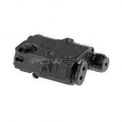 FMA Boitier AN/PEQ 15 pour batterie noir -
