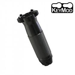 KUGLAI Grip Vertical Aluminium KEYMOD style Samson - Noir