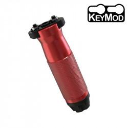 KUGLAI Grip Vertical Aluminium KEYMOD style Samson - Rouge