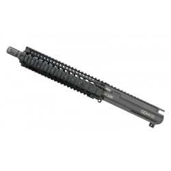 P6 Daniel Defense MK18 upper receiver for PTW M4 (9 inch version, BK)