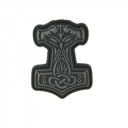 Thor's Hammer Velcro patch