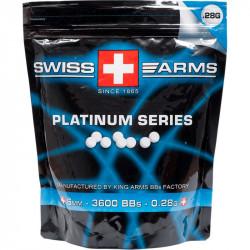 Swiss Arms bille 0.28gr sachet de 1kg
