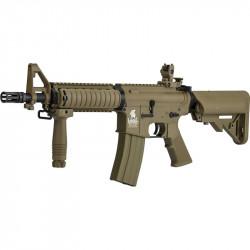 Lancer Tactical LT-02 G2 M4 CQBR TAN - Powair6.com