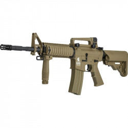 Lancer Tactical LT-04 GEN2 M4 RIS TAN - Powair6.com