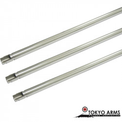 Tokyo Arms Stainless Steel 6.01 mm inner barrel for Marui M870 Gas Shotgun (285 mm) -
