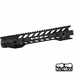 Kublai 12 inch Night rail Keymod for M4 AEG -