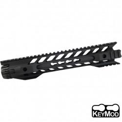 Kublai RIS Night Rail 12 inch Keymod pour AEG M4 - Powair6.com