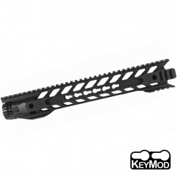 Kublai 14 inch Night rail Keymod for M4 AEG -