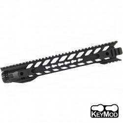 Kublai RIS Night Rail 14 inch Keymod pour AEG M4 - Powair6.com