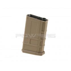 BATTLE AXE 190rds Polymer Hicap for M4 AEG - TAN