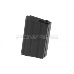 BATTLE AXE 190rds short metal Hicap magazine for M4 AEG - Powair6.com