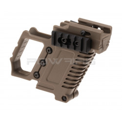 Pirate Arms conversion kit for Glock 17 - TAN