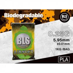BLS bille bio 0.25gr sachet de 1 kg - Powair6.com