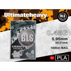 BLS bille bio 0.45gr sachet de 1000 bbs - Powair6.com