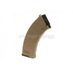 Pirate Arms Chargeur MID-CAP 200 billes pour AK - Tan -