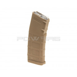Pirate Arms 160rds MID-CAP Polymer Magazine for M4 - Tan - Powair6.com