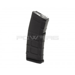 Pirate Arms 160rds MID-CAP Polymer Magazine for M4 - Black - Powair6.com