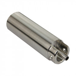 One piece stainless steel cylinder set -