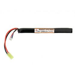 IPOWER batterie LIPO 7.4V 1200Mah 20C stick pour AK -