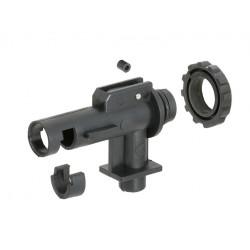 SLONG AIRSOFT bloc hop-up a molette centrale pour M4 -