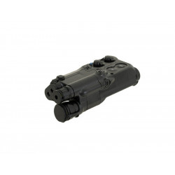 FMA Boitier AN/PEQ 16 noir pour batterie -