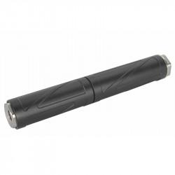 KUBLAI Silencieux style ENERGETIC NYX gris 14mm négatif - Powair6.com