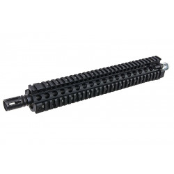 G&P Daniel Defense Transformer MTFC Front Set 12.5inch Black -