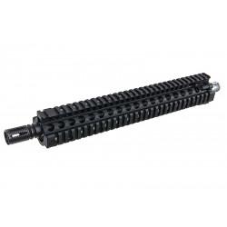 G&P Front Set transformer MTFC Daniel Defense 12.5inch noir -