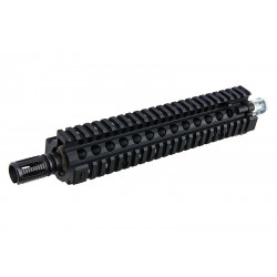 G&P Daniel Defense Transformer MTFC Front Set 9.5inch Black -