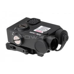 HOLOSUN LS221R laser rouge et laser IR -
