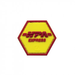 HPA Express Velcro patch -