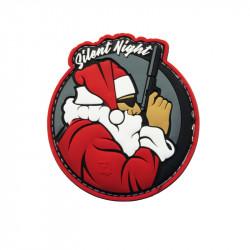 Silent NIGHT OPERATOR Velcro patch - Powair6.com