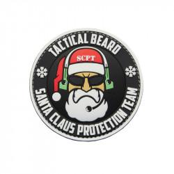 Patch Tactical Beard SANTA CLAUS Protection - Powair6.com
