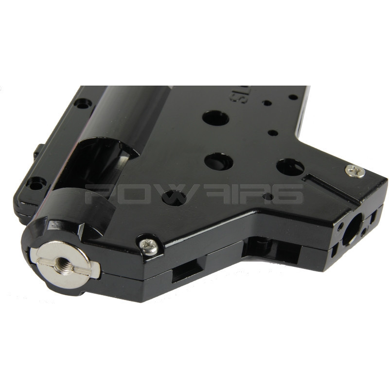 SLONG AIRSOFT reinforced 8mm V2 Gearbox shell with QD spring