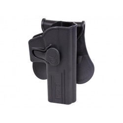 SWISS ARMS Holster polymère pour Glock 19 -