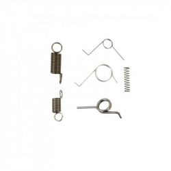 SLONG AIRSOFT Reinforced AEG Gearbox Spring Set for Ver.2 -