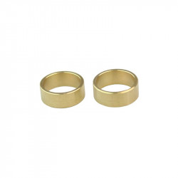 SLONG AIRSOFT Barrel copper ring X2 - Powair6.com