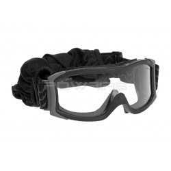 Bolle X1000 Tactical Goggles clear lens Black -