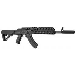 BO / Lonex Patriot AK keymod blowback black -