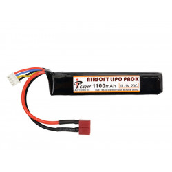 IPOWER 11.1v 1100mah 20C lipo battery (dean) -