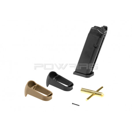 WE CO2 Magazine For WE G Series Pistols (G17, G18, G19, G23, G34 and G35 Series) -