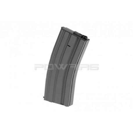 S&T Chargeur metal 120bbs pour M4 Gris - Powair6.com